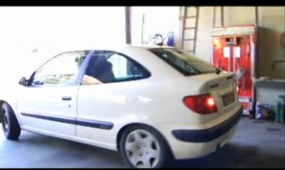 Kit ecopra citroen Xsara
